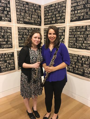 Founders Ashley Ertz and Mika Allison