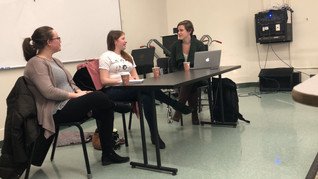 Coffee Talk at Roosevelt University