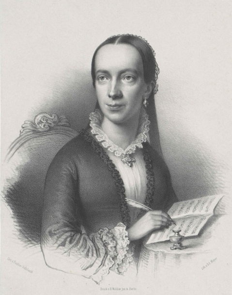 Emillie Mayer (1812-1883)