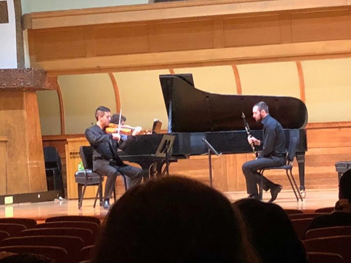 Ustvolskaya Trio