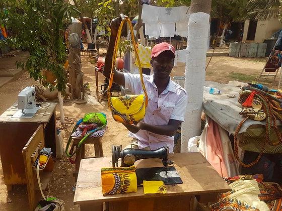 Lale Kouma package - sunny Yellow