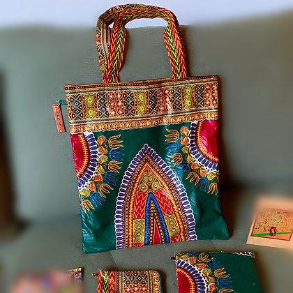 Binta package - deep Green