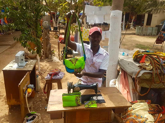 Lale Kouma package - sunny Green