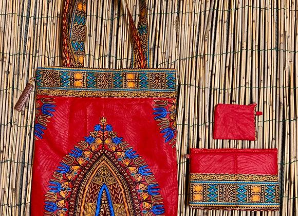 Binta package  - sunny Red