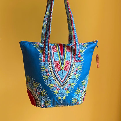 Alagie package M/L - Turquoise Blue