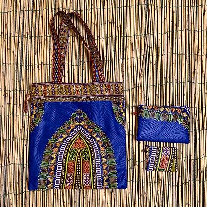Binta package  - Blue