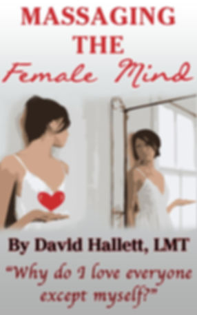 Massaging Female Mind Self-Esteem Empowerment Book Feminism Psychology Self-worth Woman's health