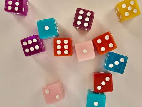 Using Dice Games to Develop Math Reasoning and Computational Fluency