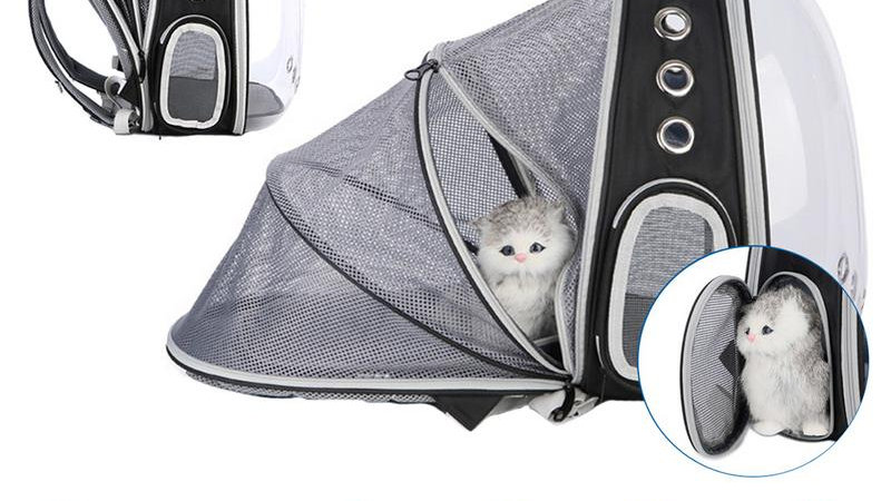 Cat Backpack Foldable