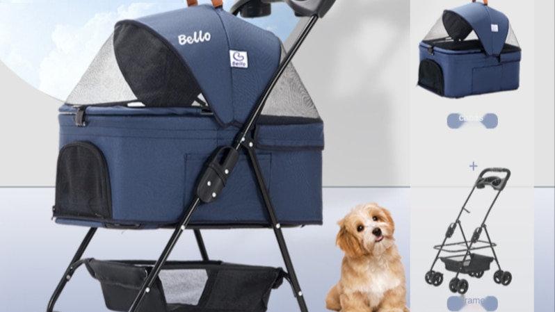 Luxury Pet Trolley