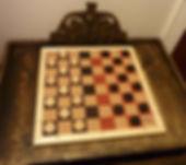 Handmade Chess Checkers Boards