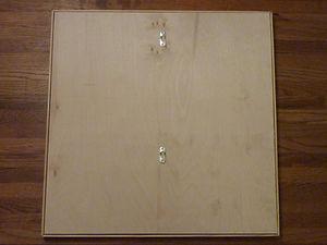 Install dartboards installation