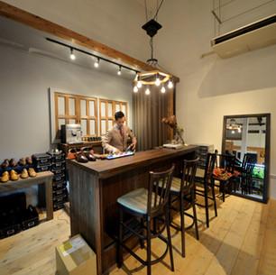 新潟「BLOOM shoe lounge」にてHEPのPOP UP開催