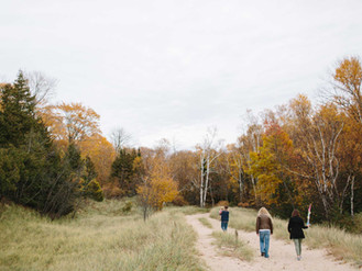 Fall in Charlevoix