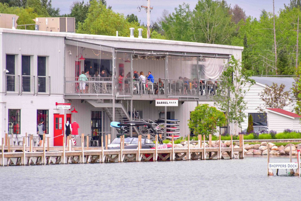 Barrel Back Restaurant | Tommy's | Walloon Lake