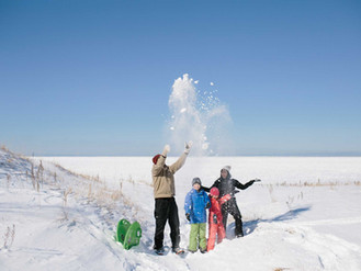Charlevoix Winter Fun