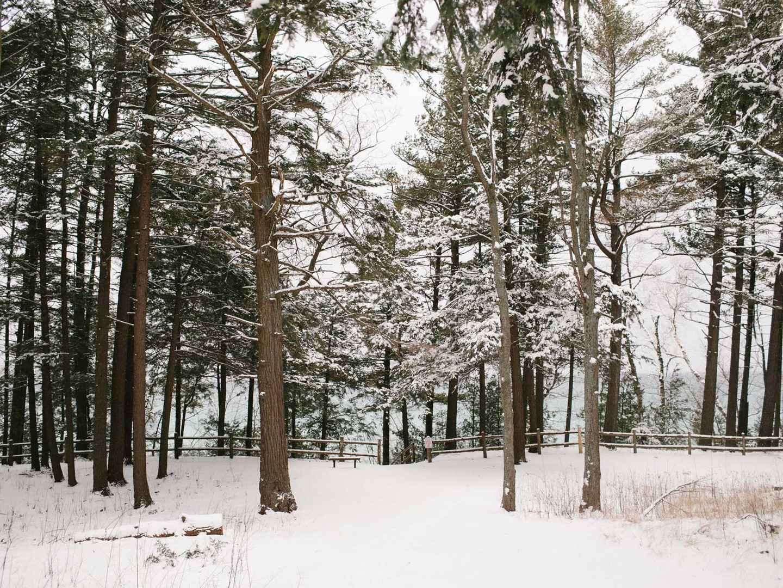 Charlevoix in Winter