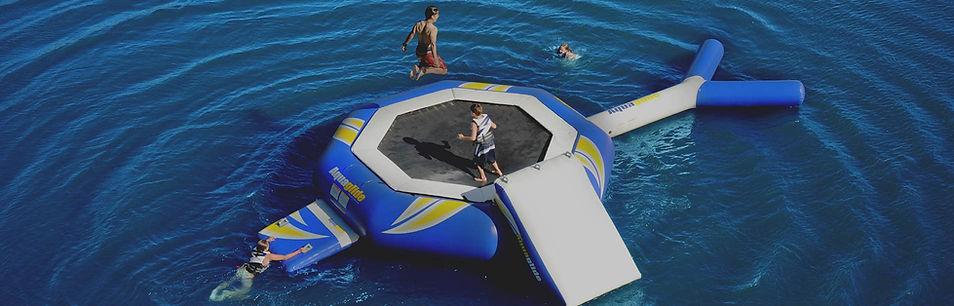 Summertime Rentals | Boat Rental | Water Trampoline | Lake Charlevoix