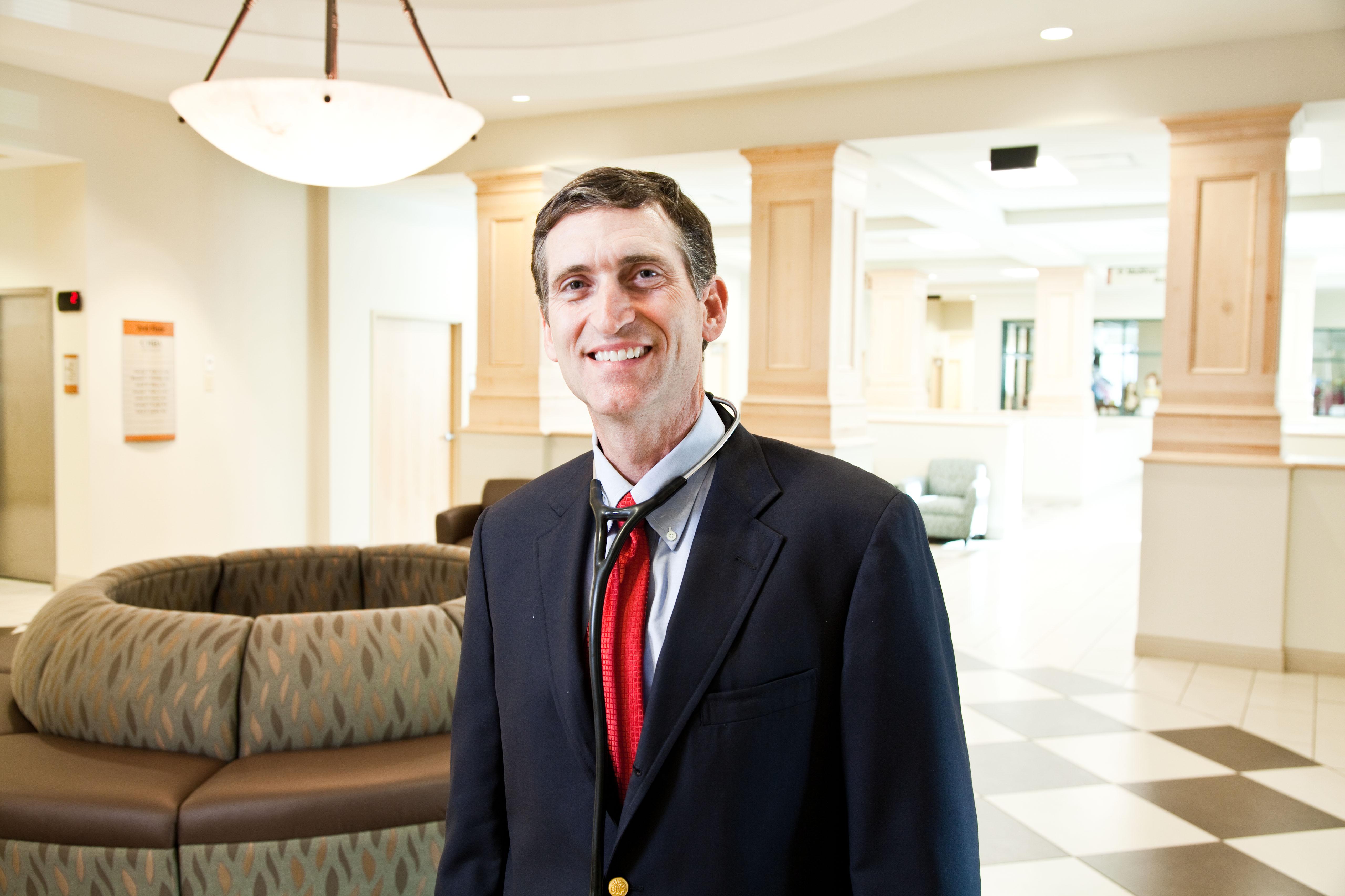 Dr. David Ellison