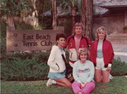 East Beach Tennis Club