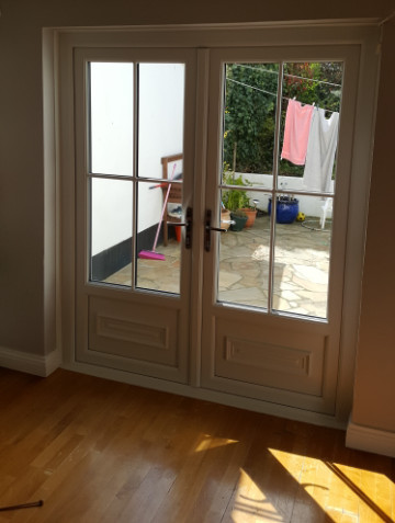 EarthKind French doors Dublin