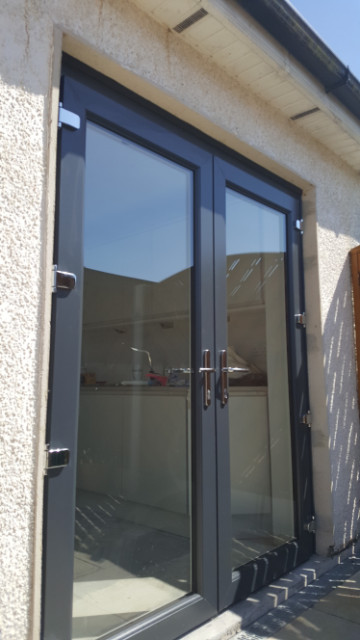 EarthKind A rated french doors Dublin