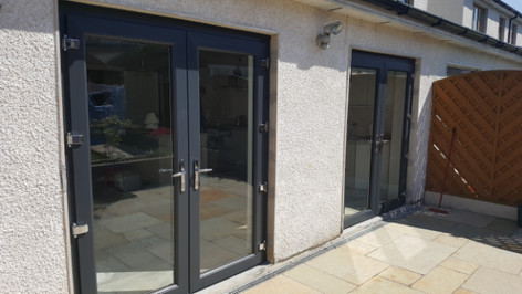 EarthKind A Rated french doors Ratoath