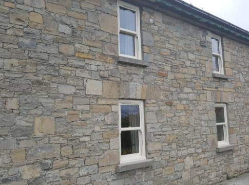 EarthKind Pvc sliding sash windows meath