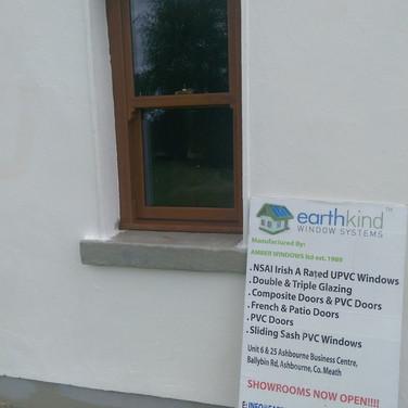 EarthKind Sash Windows Meath