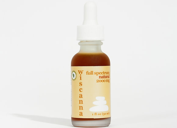Natural 2000mg Tincture