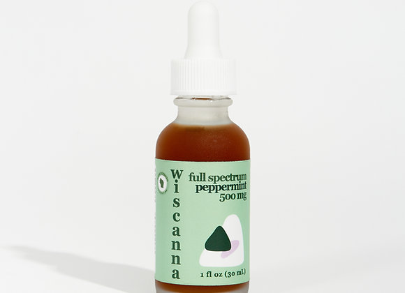 Peppermint 500mg Tincture