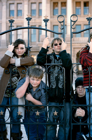 Kids Against the Death Penalty, activists