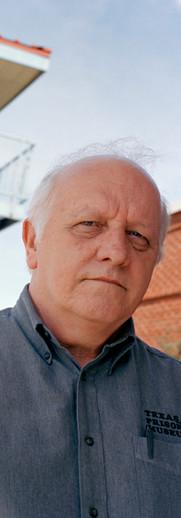 Jim Willett, former warden