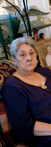Aurelia Cantu, inmate's mother