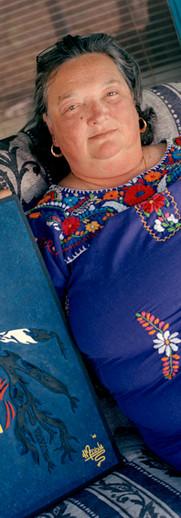 Golda Medina, inmate's mother