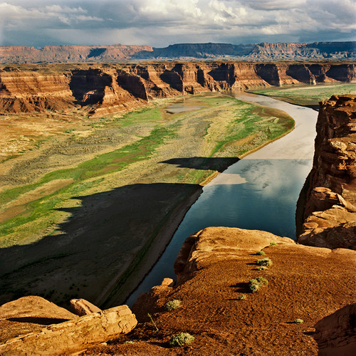 Colorado river near Hite, Utah