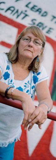 Gloria Rubac, activist