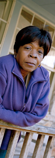 Sandra Reed, inmate's mother