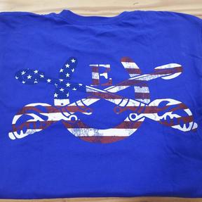 Bright Blue T-Shirt