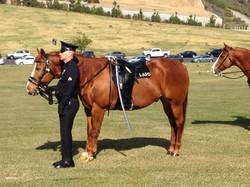 Riderless Horse