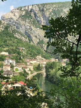 Village de Pont en Royans