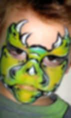 utah face and body painter, sammie bartko