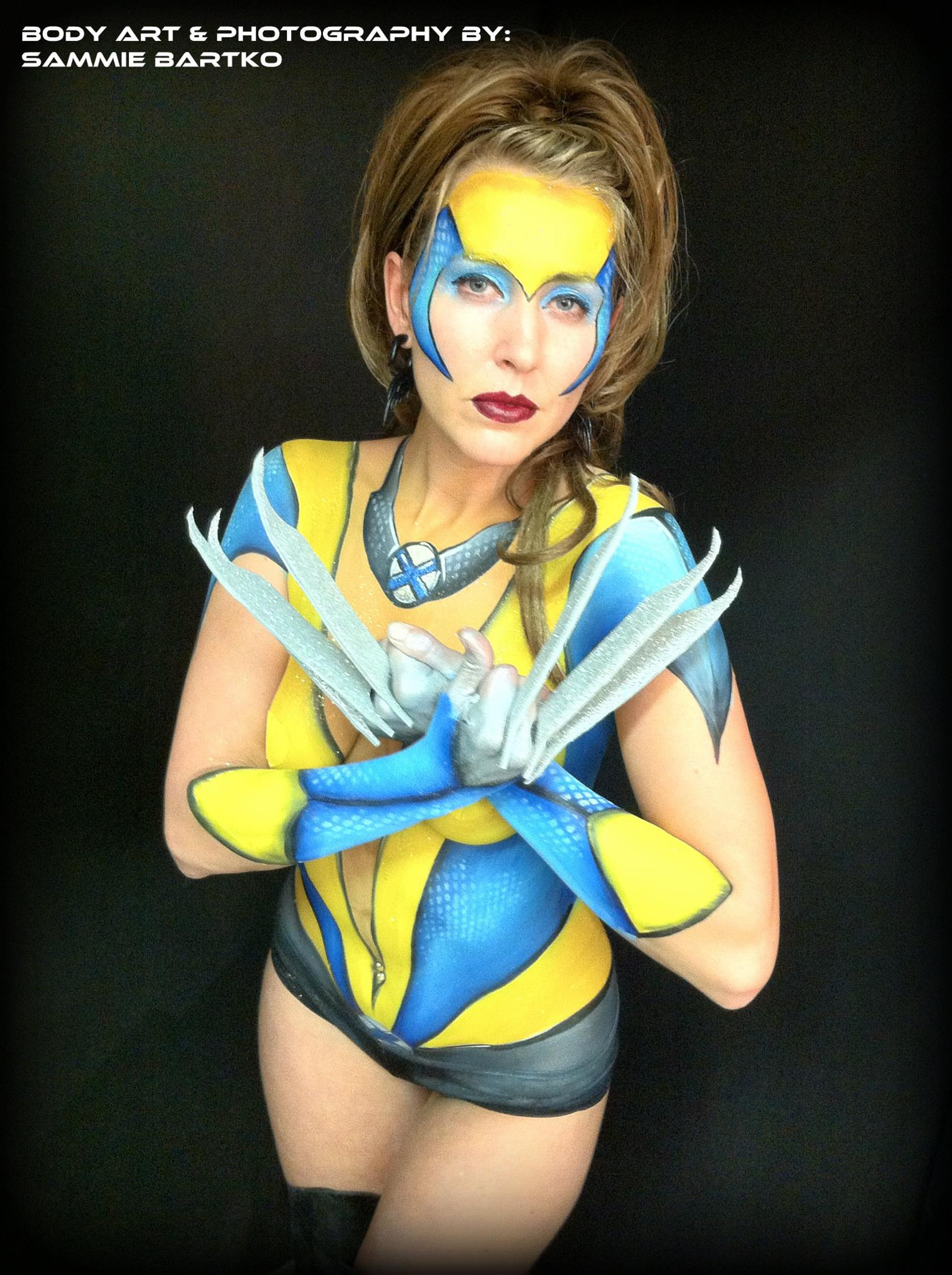Daughter of Wolverine