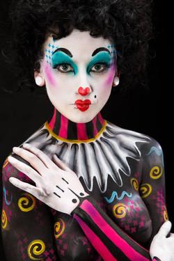 Cirque Clown