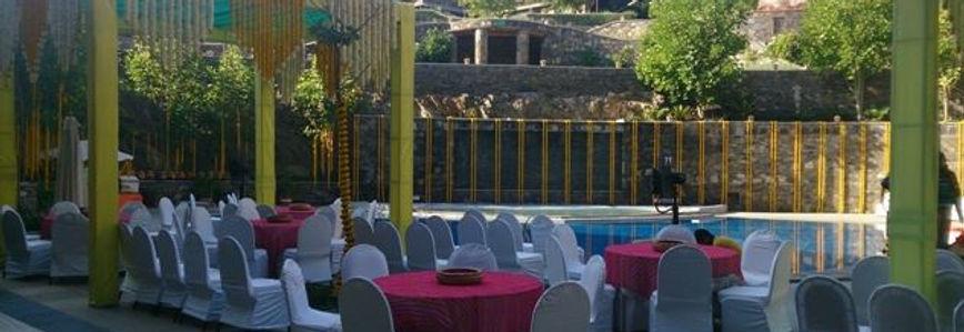 cost of wedding at Ramada, Udaipur