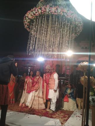 Wedding at Shouryagarh