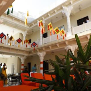 Shouryagarh Haldi Ceremony