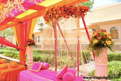 Wedding at Oberoi Udaivilas