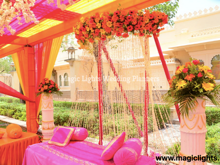 How to plan a destination wedding in Udaipur with budget less than 40 lakhs