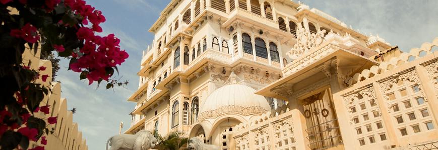 Cost of wedding at Chunda Palace